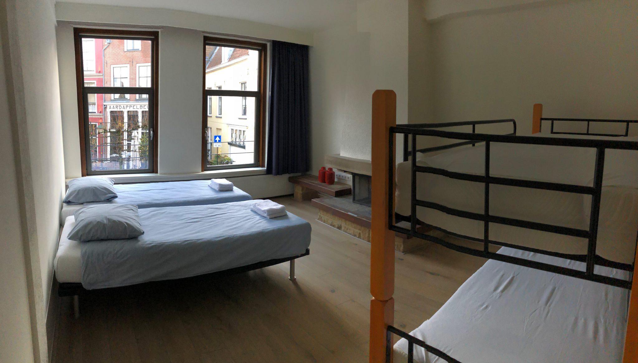 Slaapzaal Deventer